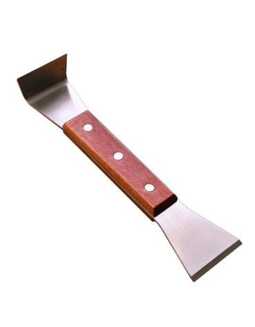 Стамеска пасечная с деревянной ручкой