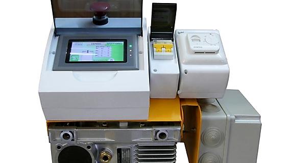Смена пульта управления с полуавтомата на автомат