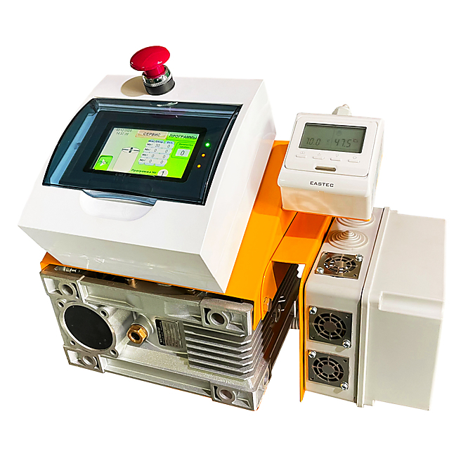 Рекристаллизатор 200 л